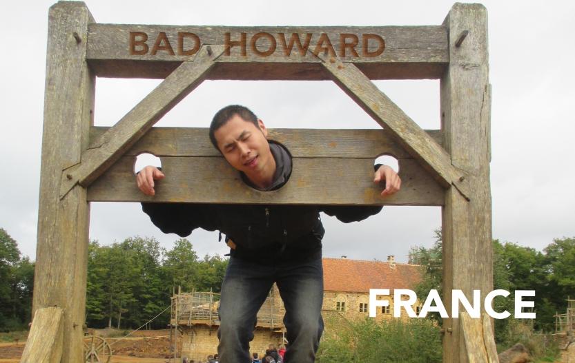 Company Trip To France