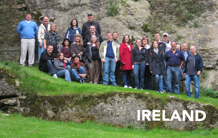 Company Trip To Ireland