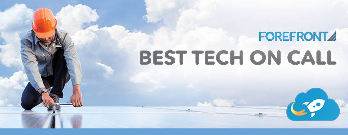 ForeFront: Best Tech on Call
