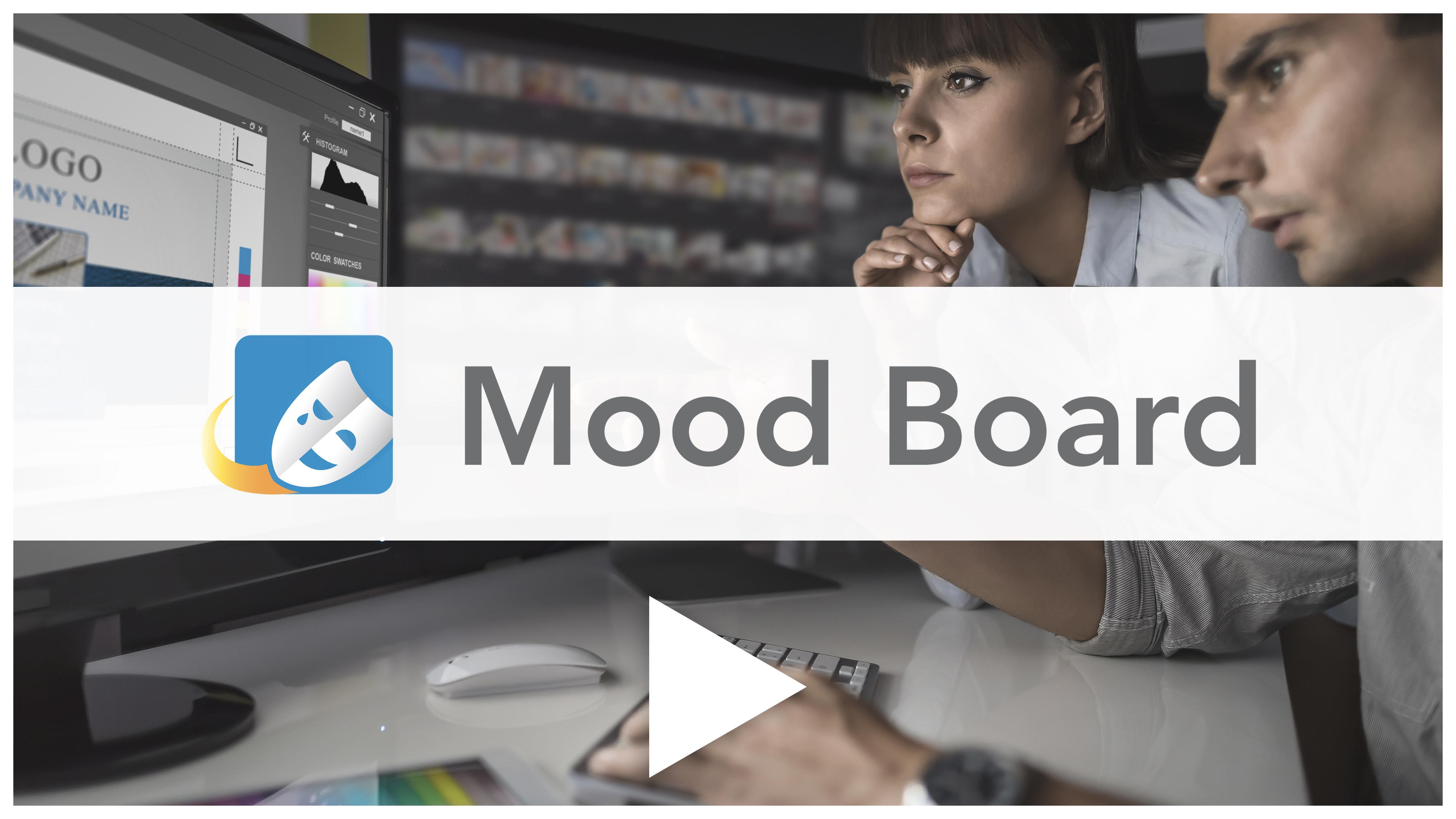 Mood Board Video
