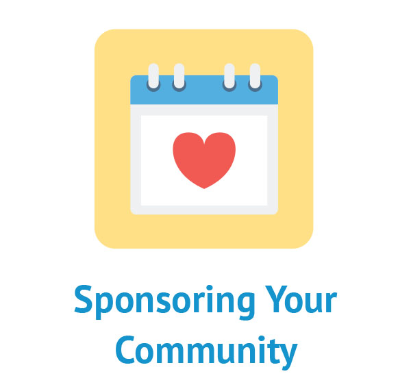 Sponsoring Your Community