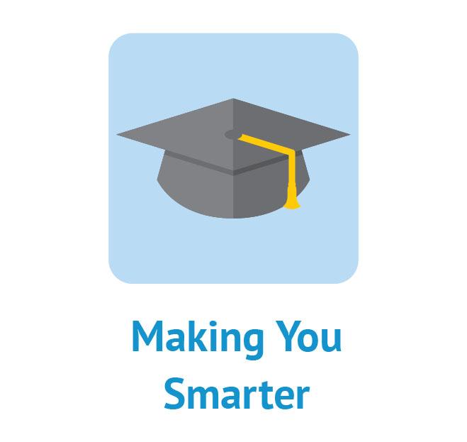 Making You Smarter