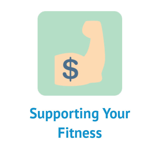 Supporting Your Fitness