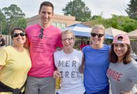 ForeFront Employees at Headquarters BBQ