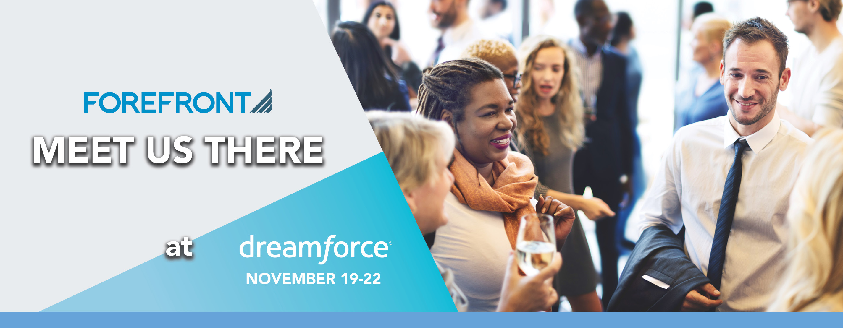 ForeFront: Meet Us at Dreamforce