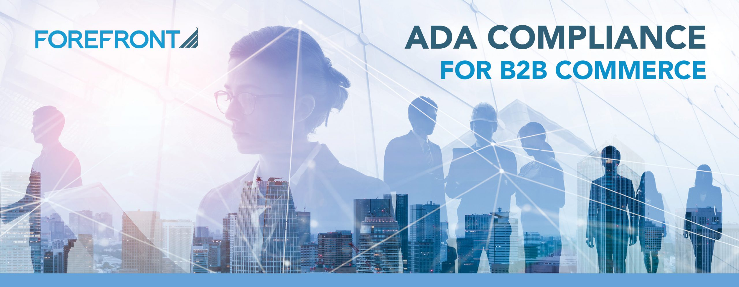 ADA Compliance for B2B Commerce