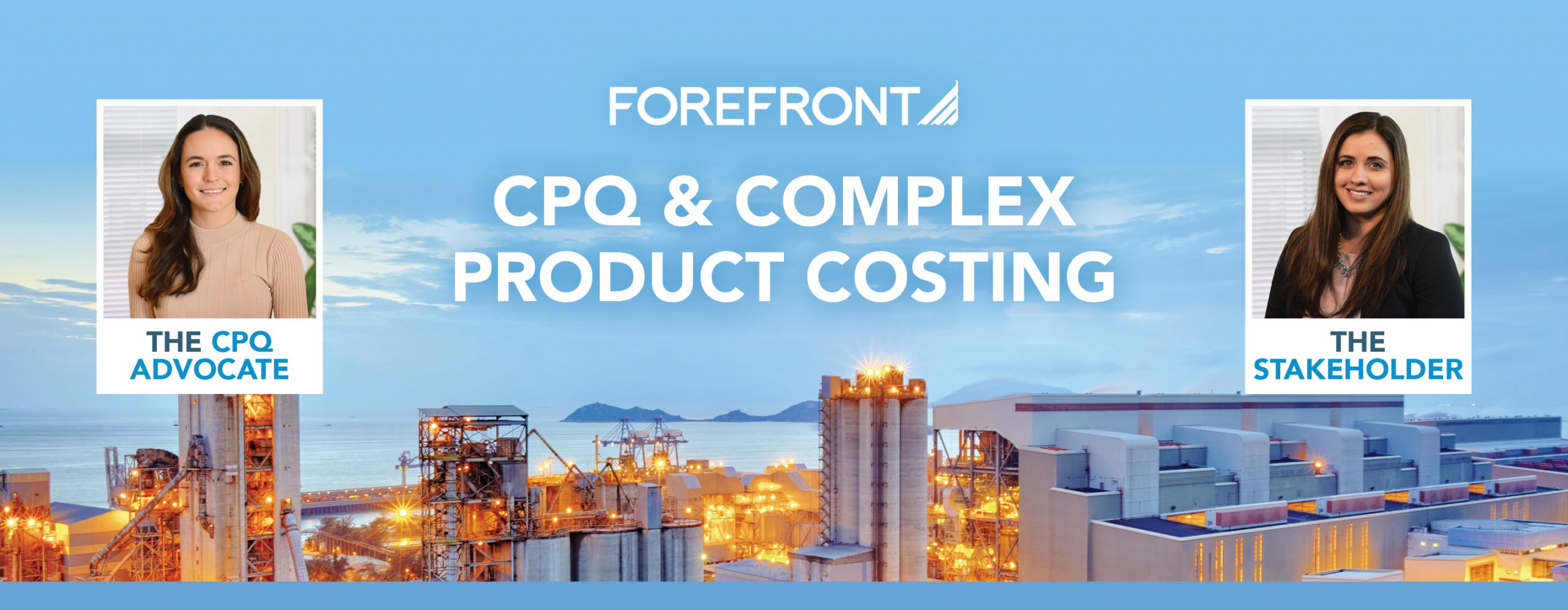 CPQ & Complex Product Costing