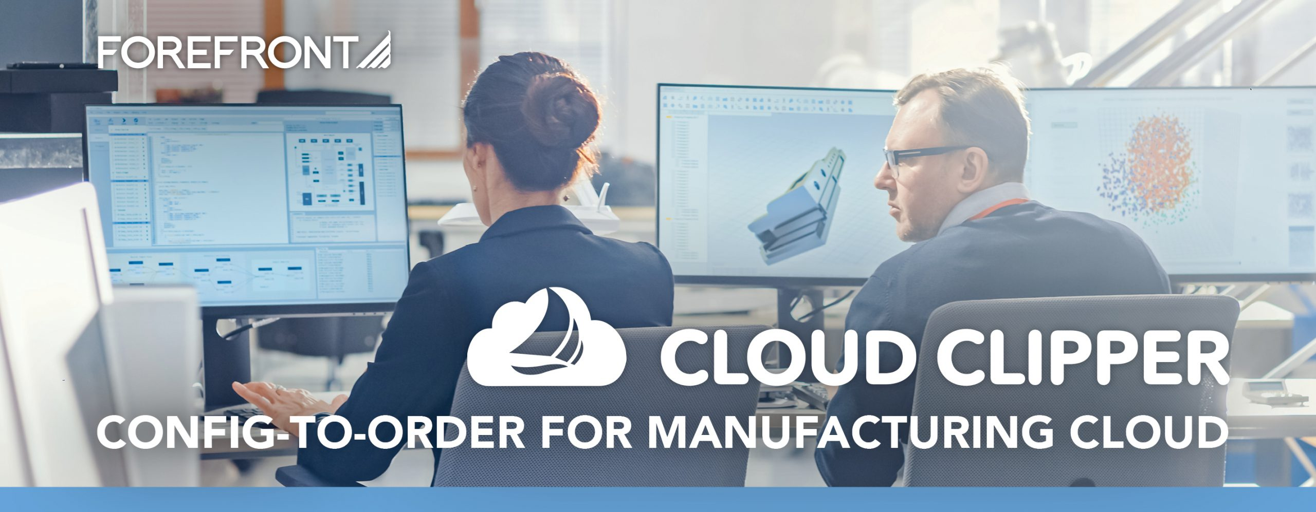 Cloud Clipper: Config-to-Order for Manufacturing Cloud